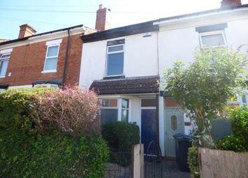 Thumbnail 2 bed terraced house for sale in Kings Road, Kings Heath, Birmingham, West Midlands