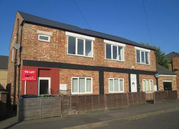 Thumbnail 3 bed flat to rent in De-Havilland Road, Wisbech
