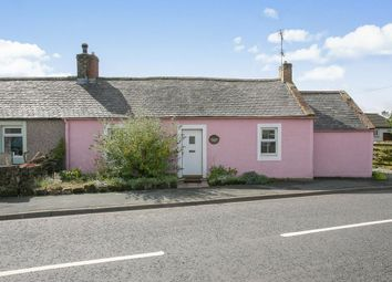 Thumbnail 2 bed semi-detached house for sale in Wallflower Cottage, Eaglesfield, Lockerbie