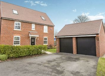 Thumbnail 5 bed detached house for sale in Brooke Avenue, Winnington, Northwich