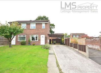 Thumbnail 2 bed semi-detached house to rent in Dalmahoy Close, Winsford
