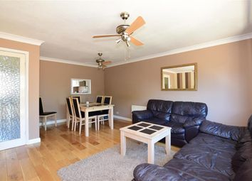 Thumbnail 3 bed link-detached house for sale in Brindle Way, Lords Wood, Chatham, Kent