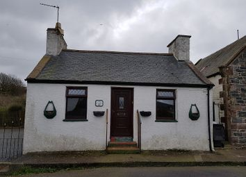 Thumbnail 1 bed detached house for sale in 4 Commercial Street, Port William, Newton Stewart.