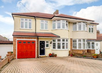 Thumbnail 5 bed semi-detached house for sale in Benfleet Close, Sutton