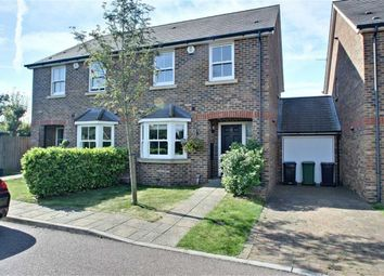 Thumbnail 3 bedroom semi-detached house for sale in Farm Way, Adeyfield, Hertfordshire