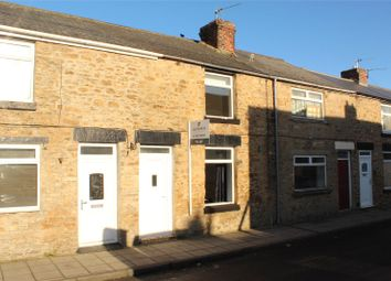 Thumbnail 2 bed terraced house for sale in Chapel Street, Evenwood, Bishop Auckland, County Durham
