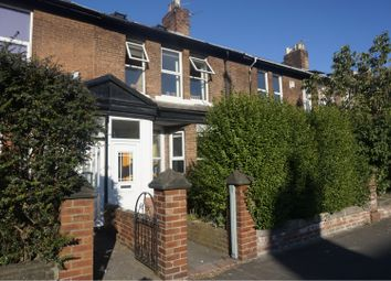 Thumbnail 4 bed terraced house for sale in Chillingham Road, Newcastle Upon Tyne