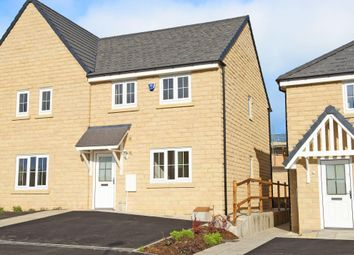 """Thumbnail 3 bed semi-detached house for sale in """"Finchley"""" at Helme Lane, Meltham, Holmfirth"""