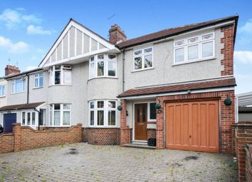Thumbnail 5 bedroom semi-detached house for sale in Hurst Road, Sidcup