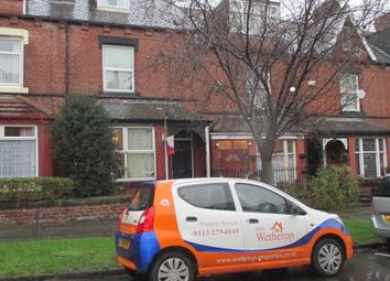 Thumbnail 3 bedroom terraced house to rent in Victoria Avenue, Leeds