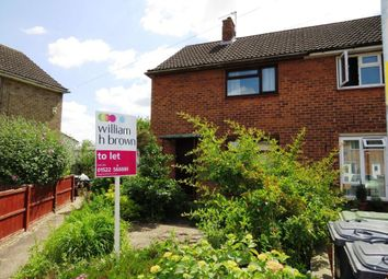 Thumbnail 2 bedroom property to rent in Elmwood Close, Lincoln