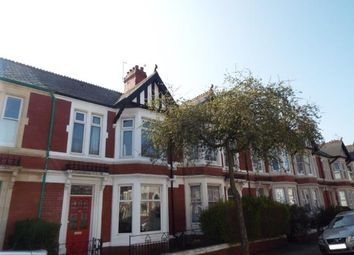 Thumbnail 3 bed terraced house for sale in Deri Road, Cardiff, Caerdydd