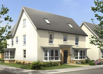 "Thumbnail 5 bed detached house for sale in ""Ravelston"" at Barochan Road, Houston, Johnstone"