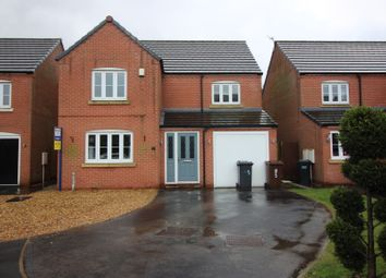 Thumbnail 4 bed detached house to rent in Rugby Close, Orrell, Wigan
