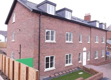 Thumbnail 1 bed flat for sale in Brynford House, Post Office Lane, Holywell