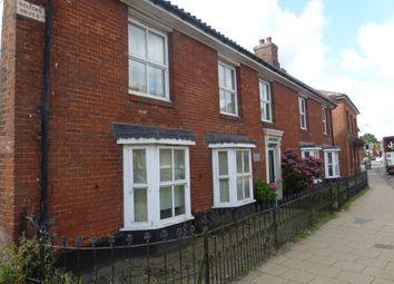 Thumbnail 2 bed flat to rent in High Street, Attleborough