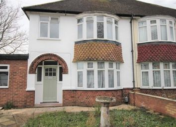 Thumbnail 3 bedroom semi-detached house to rent in Gloucester Road, Bedford