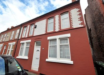 Thumbnail 2 bedroom semi-detached house for sale in Caldy Road, Wallasey