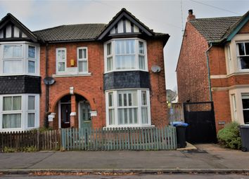 Thumbnail 4 bed semi-detached house for sale in Kingsley Avenue, Kettering
