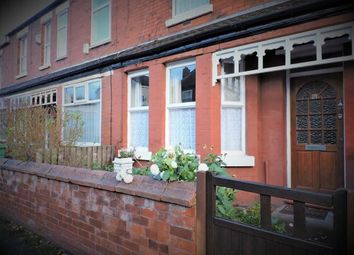 Thumbnail 3 bed terraced house for sale in Stanhope Street, Levenshulme, Manchester
