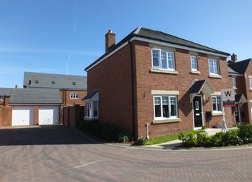 Thumbnail 4 bed detached house for sale in Bamburgh Drive, Buckshaw Village