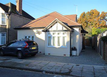 Thumbnail 4 bedroom detached bungalow for sale in St. Julians Road, St. Albans, Hertfordshire