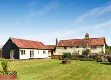 Thumbnail 5 bed farmhouse for sale in Barford, Norwich