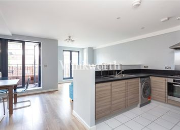 Thumbnail 2 bed flat to rent in Leverton Close, London