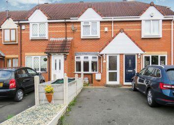 Thumbnail 2 bed terraced house to rent in Kirkham Gardens, Pensnett, Brierley Hill