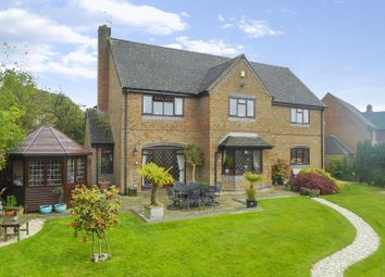 Thumbnail 4 bed detached house for sale in Brempton Croft, Hilderstone