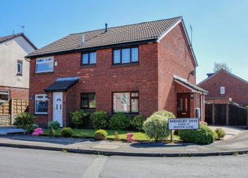 Thumbnail 1 bed semi-detached house for sale in Bramley Road, Sharples, Bolton
