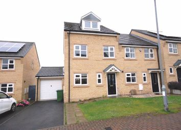 Thumbnail 3 bed terraced house for sale in Pattinson Drive, Crawcrook, Ryton