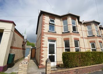 Thumbnail 4 bed semi-detached house to rent in King Street, Newton Abbot