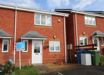 Thumbnail 3 bed end terrace house to rent in Grazier Avenue, Two Gates, Tamworth
