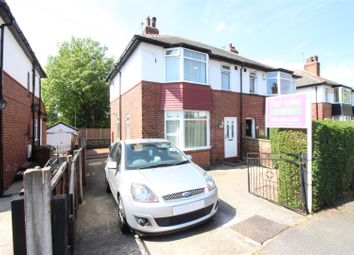 Thumbnail 3 bed semi-detached house for sale in Morritt Grove, Leeds