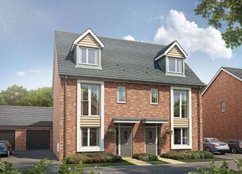 Thumbnail 4 bed semi-detached house for sale in Plot 65 The Becket, Campden Road