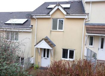 Thumbnail 2 bed terraced house for sale in Church Close, Bratton Fleming, Barnstaple