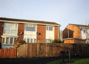 Thumbnail 2 bed flat for sale in Bowmont Walk, Chester Le Street