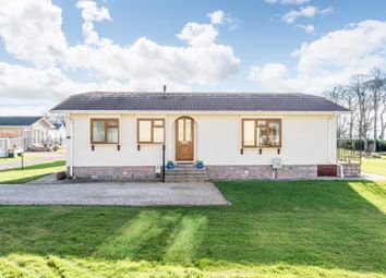 Thumbnail 2 bed mobile/park home for sale in Seaview, Seaton Estate, Arbroath