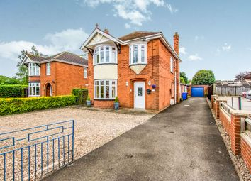 Thumbnail 5 bedroom detached house for sale in Station Road, Kirton, Boston