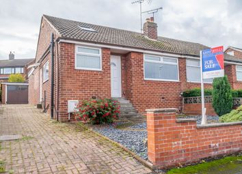 Thumbnail 4 bed semi-detached bungalow for sale in Castle Ings Drive, New Farnley, Leeds