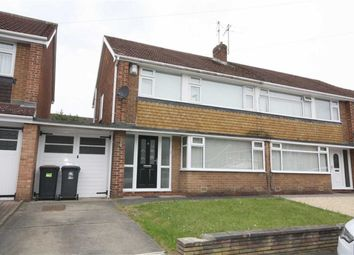 Thumbnail 3 bed semi-detached house for sale in Loweswater Avenue, Chester Le Street, County Durham