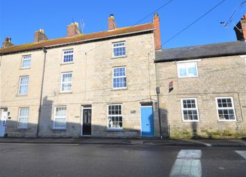 Thumbnail 3 bed town house for sale in Castle Street, Mere, Warminster