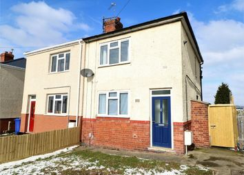 Thumbnail 2 bedroom semi-detached house to rent in Chaucer Road, Mexborough, South Yorkshire