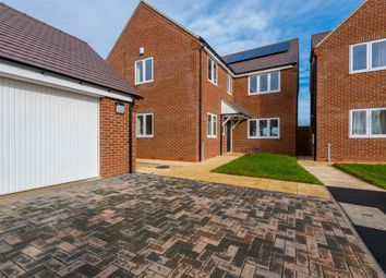 Thumbnail 4 bed detached house for sale in Pagnell Close, Off Newport Pagnell Road, Northampton