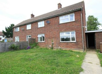 Thumbnail 3 bedroom semi-detached house to rent in The Green, Otley, Ipswich