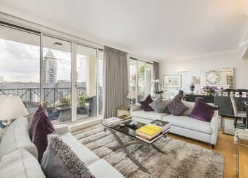 Thumbnail 3 bed flat for sale in The Quadrangle, Chelsea Harbour, London