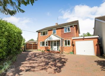 Thumbnail 4 bed detached house for sale in Marsh Road, South Walsham, Norwich