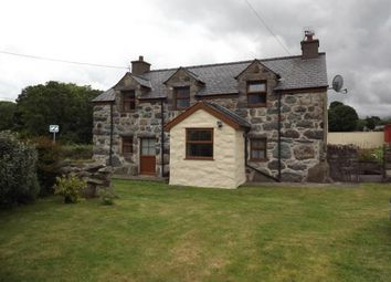 Thumbnail 3 bed property for sale in Pontllyfni, Caernarfon, Gwynedd
