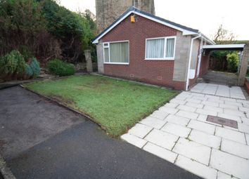Thumbnail 2 bed bungalow to rent in Marle Rise, Mossley, Ashton-Under-Lyne